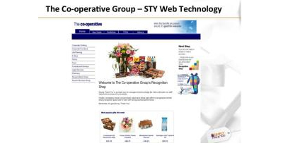 Case Study: The Co-operative Group recognition scheme