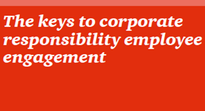 PWC Report: The keys to corporate responsibility Employee Engagement