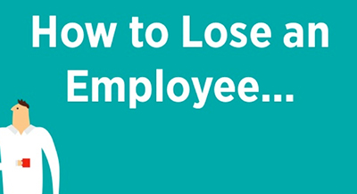 How to Lose an Employee in 10 Days by Achievers