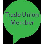 trade union member