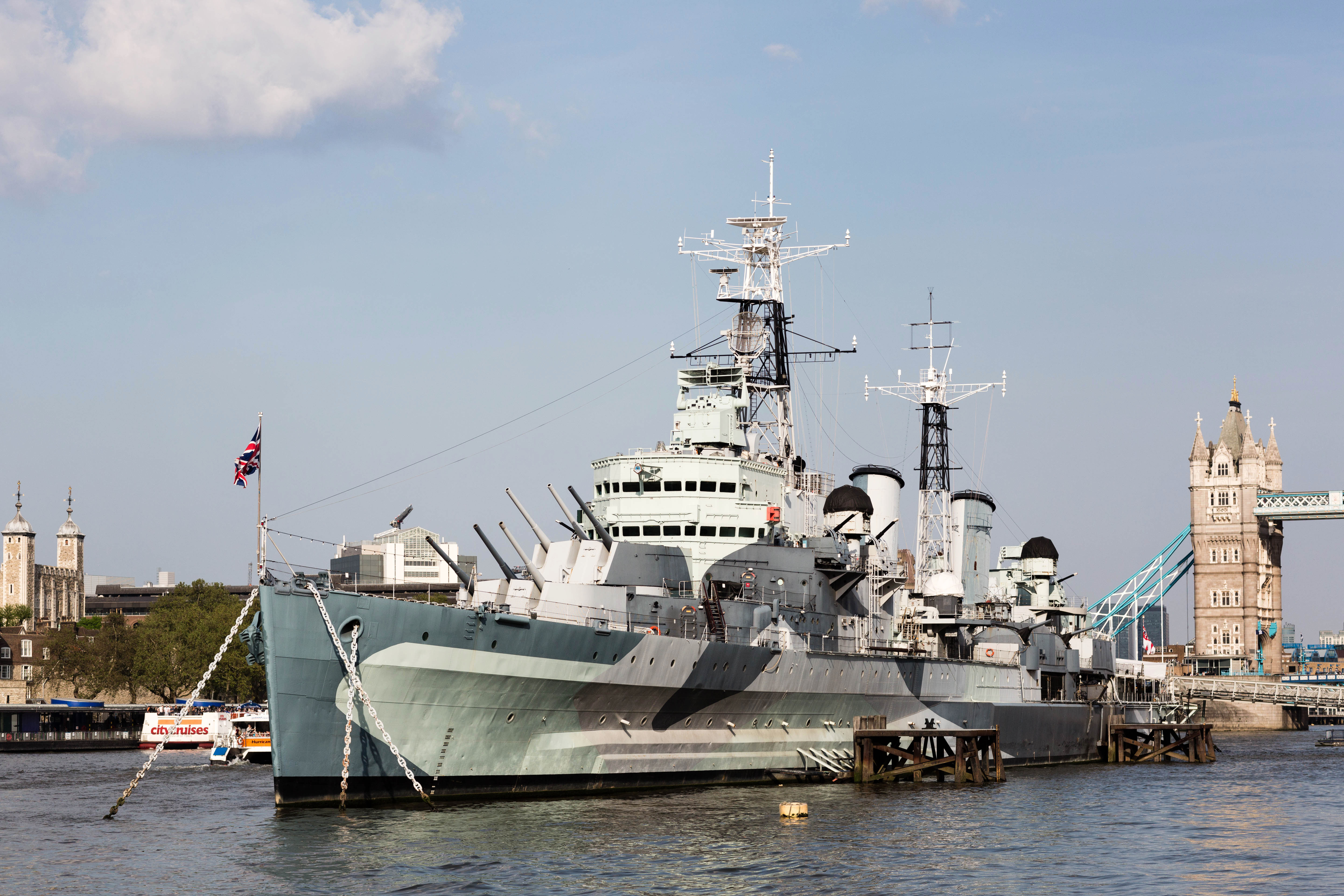 Mission: Engagement – HMS Belfast, London
