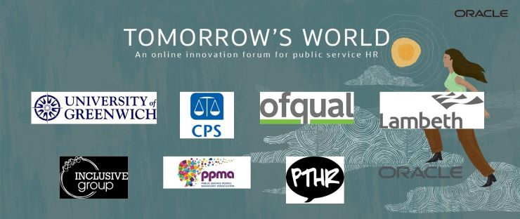 Tomorrow's World – An online innovation forum for HR in public services