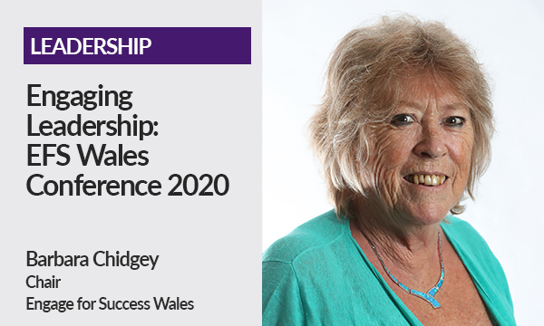 Engaging Leadership: EFS Wales Annual Conference 1 December 2020