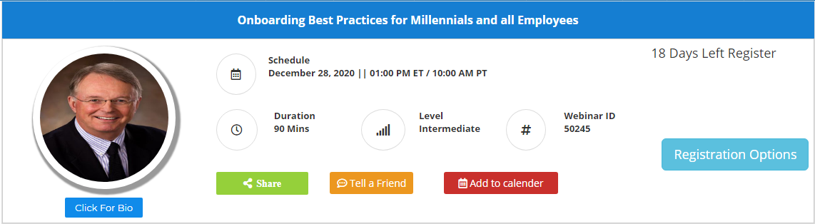 Onboarding Best Practices for Millennials and all Employees