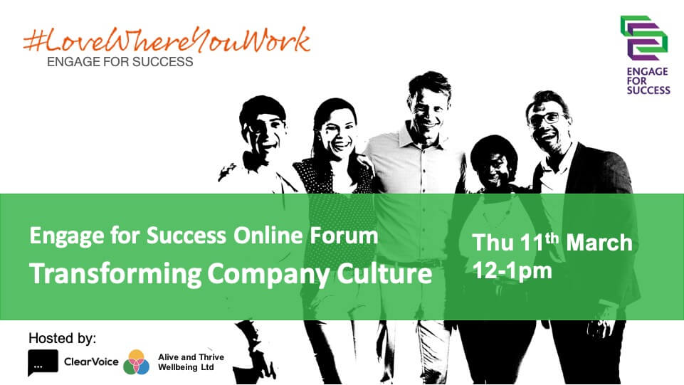 Transforming Company Culture – EFS Webinar